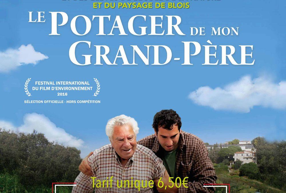 Le Potager de mon grand-père – Ciné/débat le mardi 08 novembre 2016
